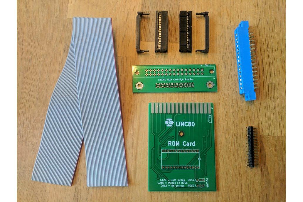 LiNC80 ROM Cartridge kit 1