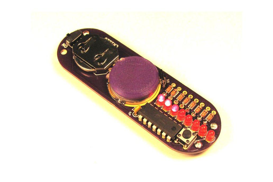 Programmable POV Fidget Spinner 1