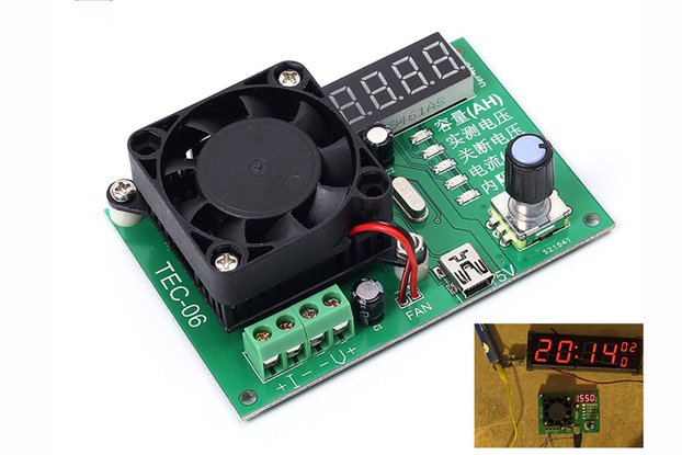 Battery Capacity Tester Power Supply Module(12449)