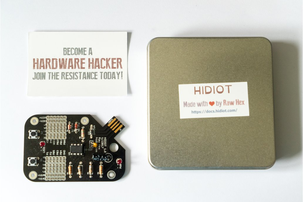 HIDIOT Gift Pack 1