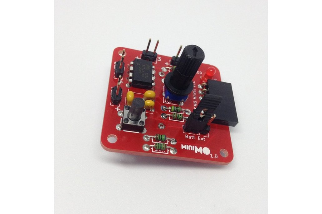 miniMO synth module - Kit 1