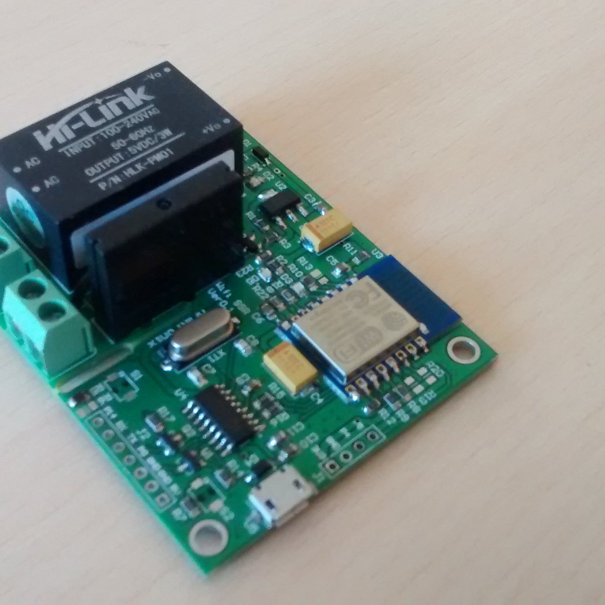 Wifi Esp8266 Solid State Relay Ssr Board For Iot From Armtronix On Project Tindie