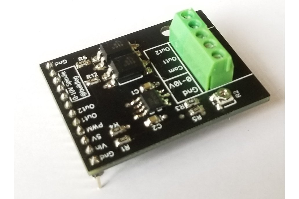 0-10V Spindle CNC I/O Module 1