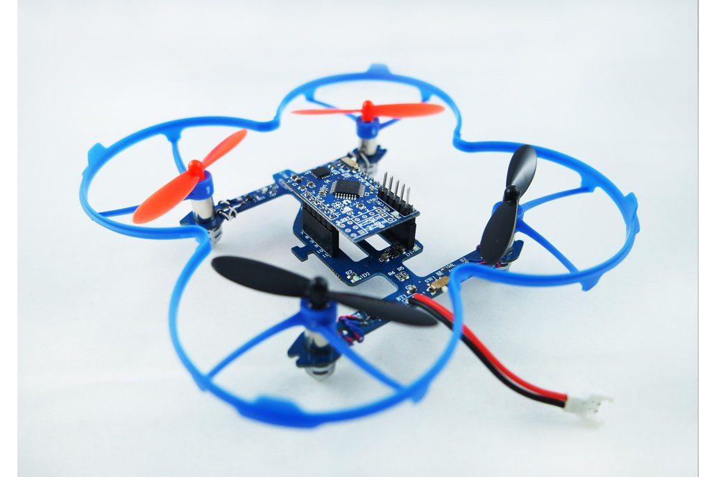 Educational Drone Kits - BUTTERFLY 2.0 (90mm) 1