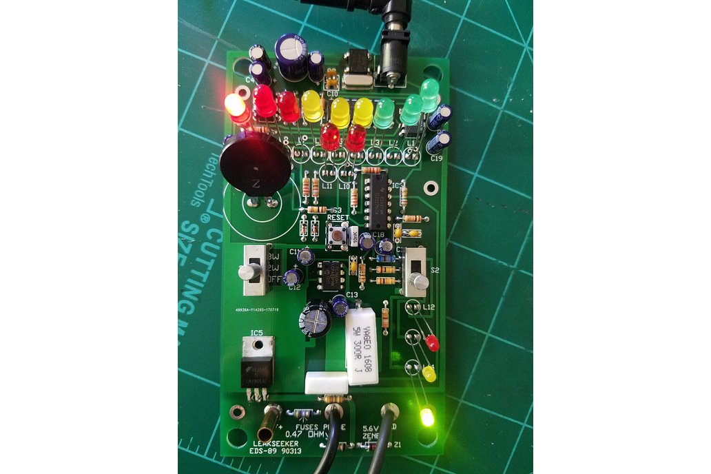 EDS Inc LeakSeeker 89 PCB 3
