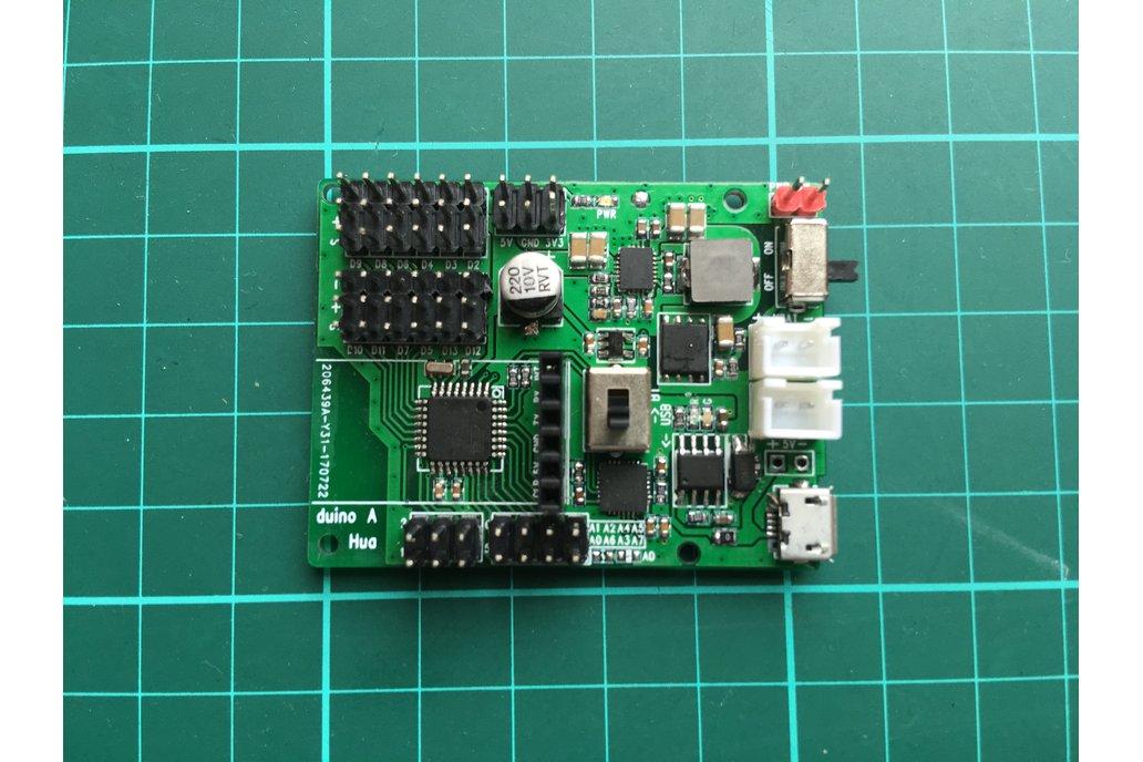 Powerful Arduino Nano Compatible board for Robotic 3