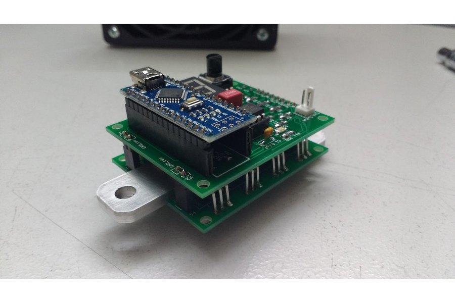 Diy arduino battery spot welder v prebuilt kit from