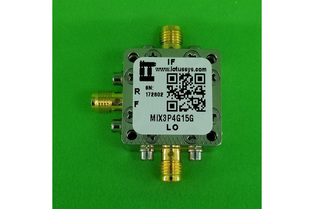 Frequency Mixer 3.4G - 15GHz RF (Passive) 1