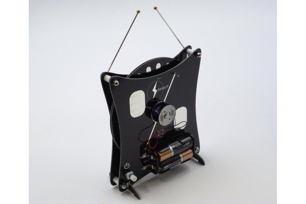 SparKIT - Mini Electrostatic Generator 1