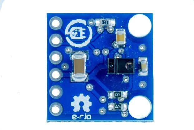 APDS-9960 breakout, gesture, vicinity, RGB sensor