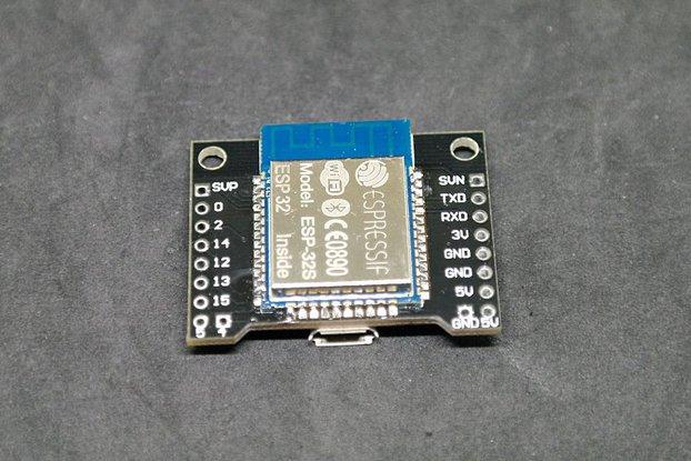 X-32 - a WiFi  and Bluetooth Development Board