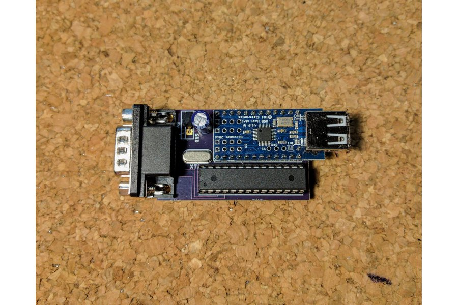 USB Mouse Interface for Apple II (BETA)