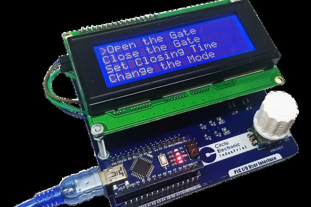 PLC Display (I&O User Interface)