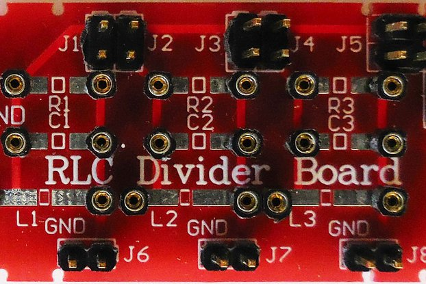 Schmartboard RLC Divider Board