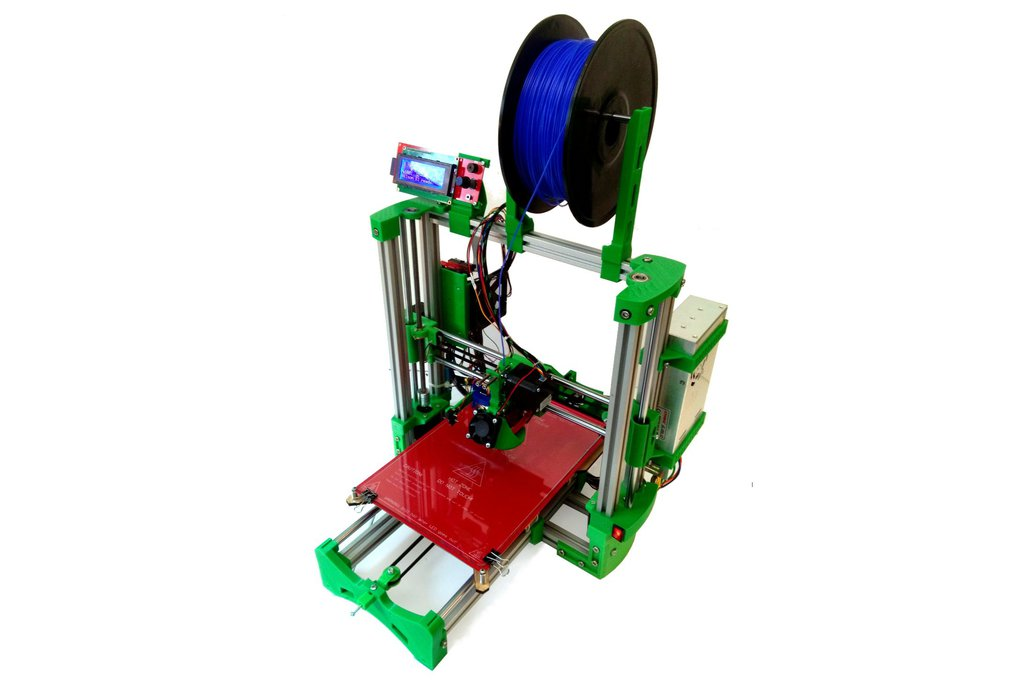 Reprap Wilson II complete 3D printer kit 1