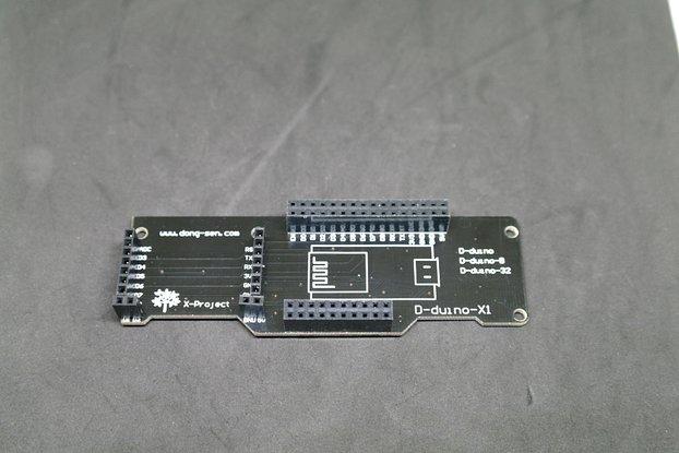 D-duino X1 shield (D-duino & X-project)
