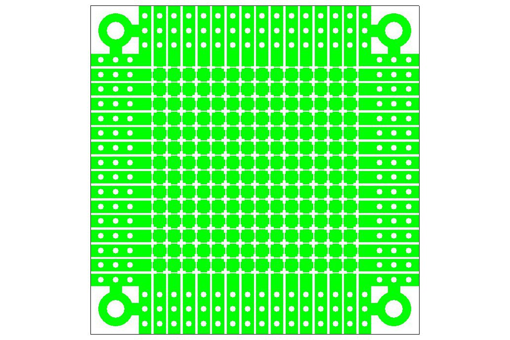 ModepSystems prototype board PB-8 3