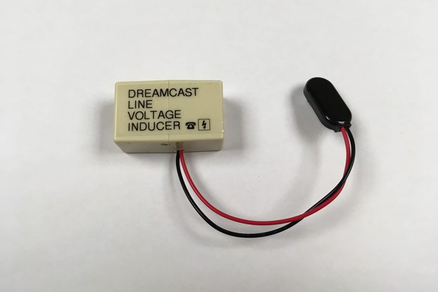 Telephone Line Voltage Inducer for Dreamcast LVI