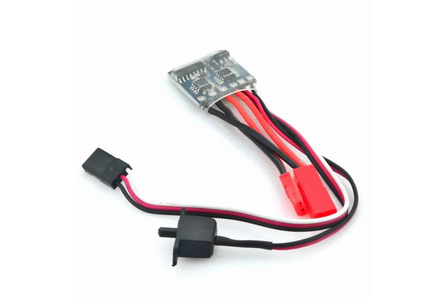 Electric Speed Controller for RC Projects