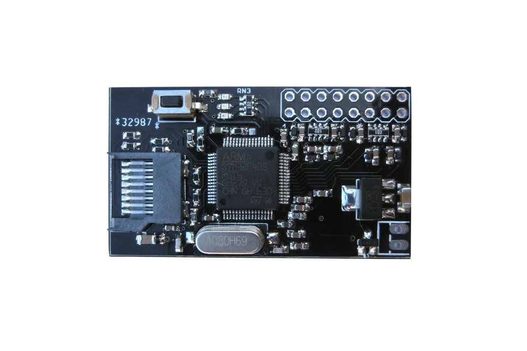 8-Channel Voltage Logger with SD-card 1