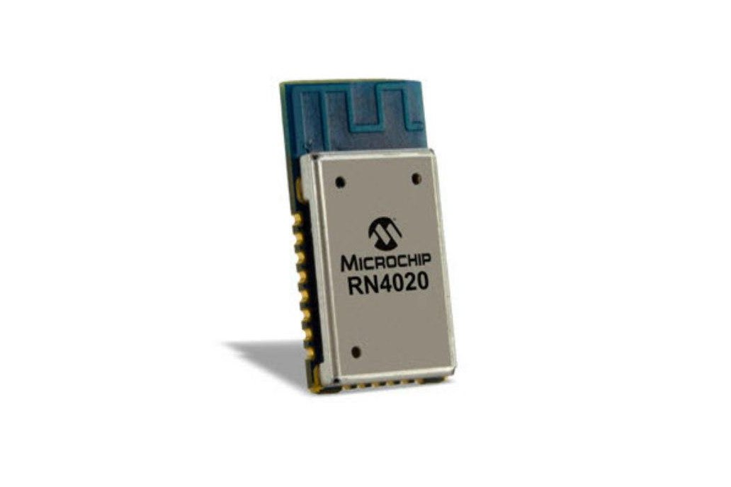 Microchip RN4020-V/RM Bluetooth 4.1 Module 1