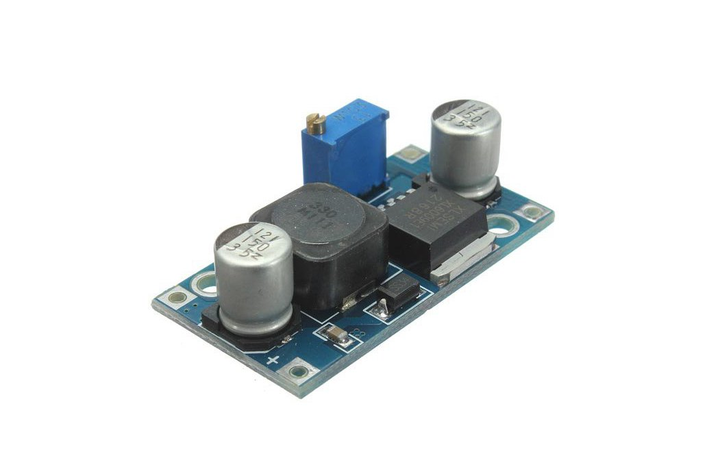 Adjustable Step Up Power Supply 1