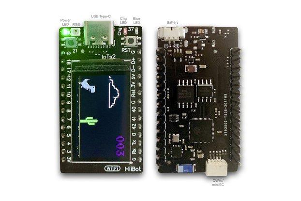 HiiBot IoTs2