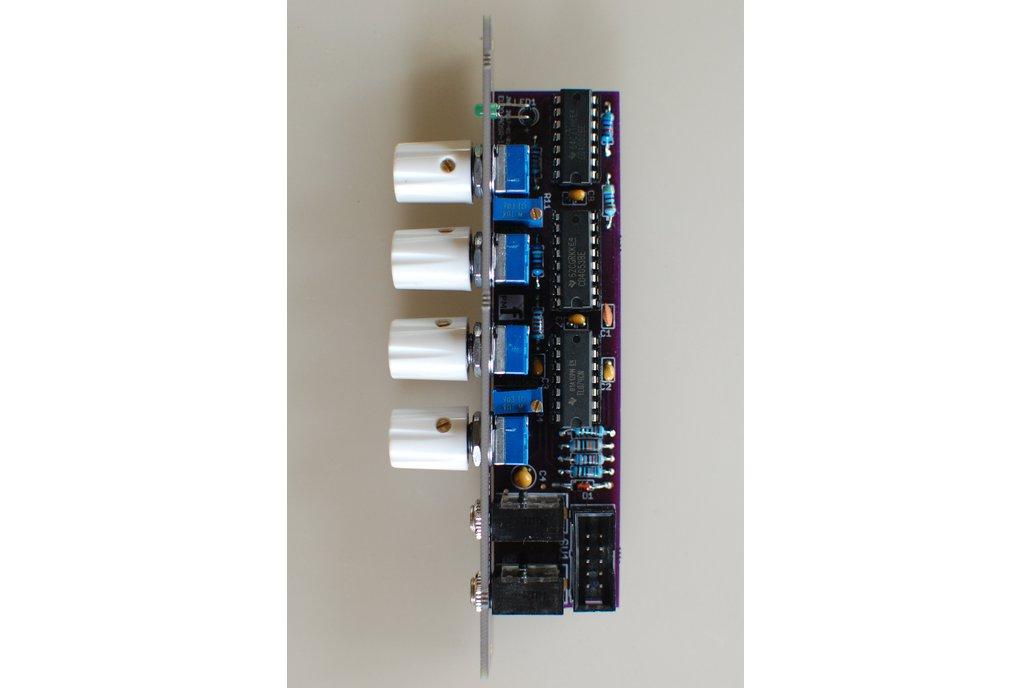 ADSR Envelope Shaper (Eurorack PCB Set) 4
