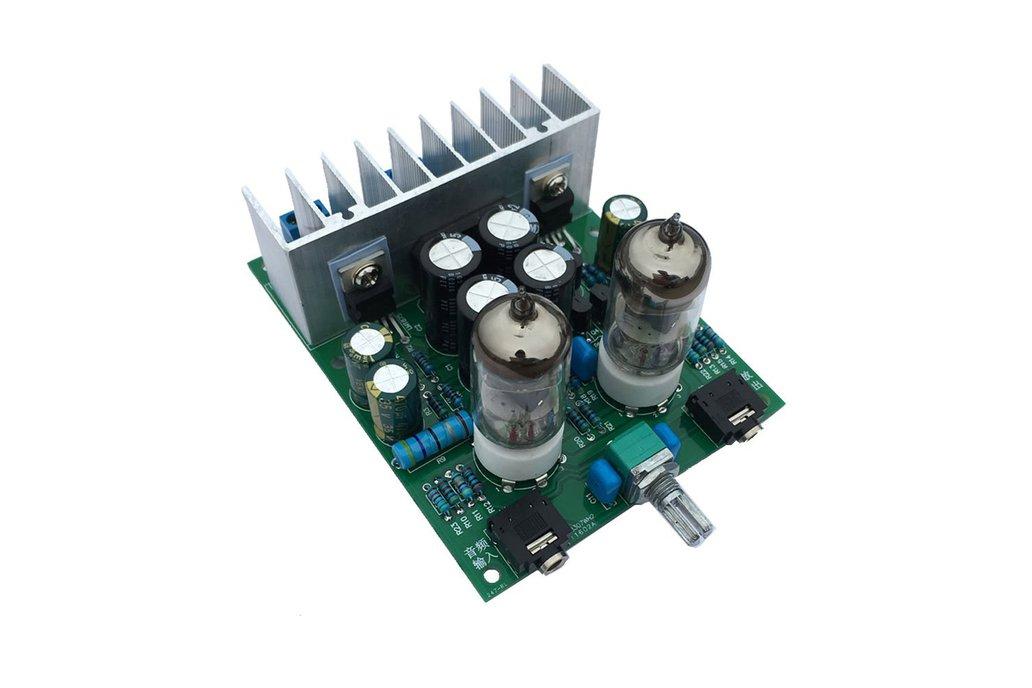 DIY Hybrid Power Amplifier Board LM1875T(12008) 4