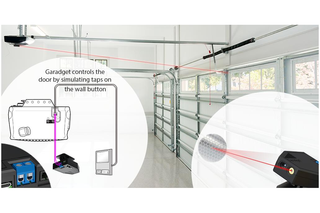 Garadget - Smart Garage Door Controller 4