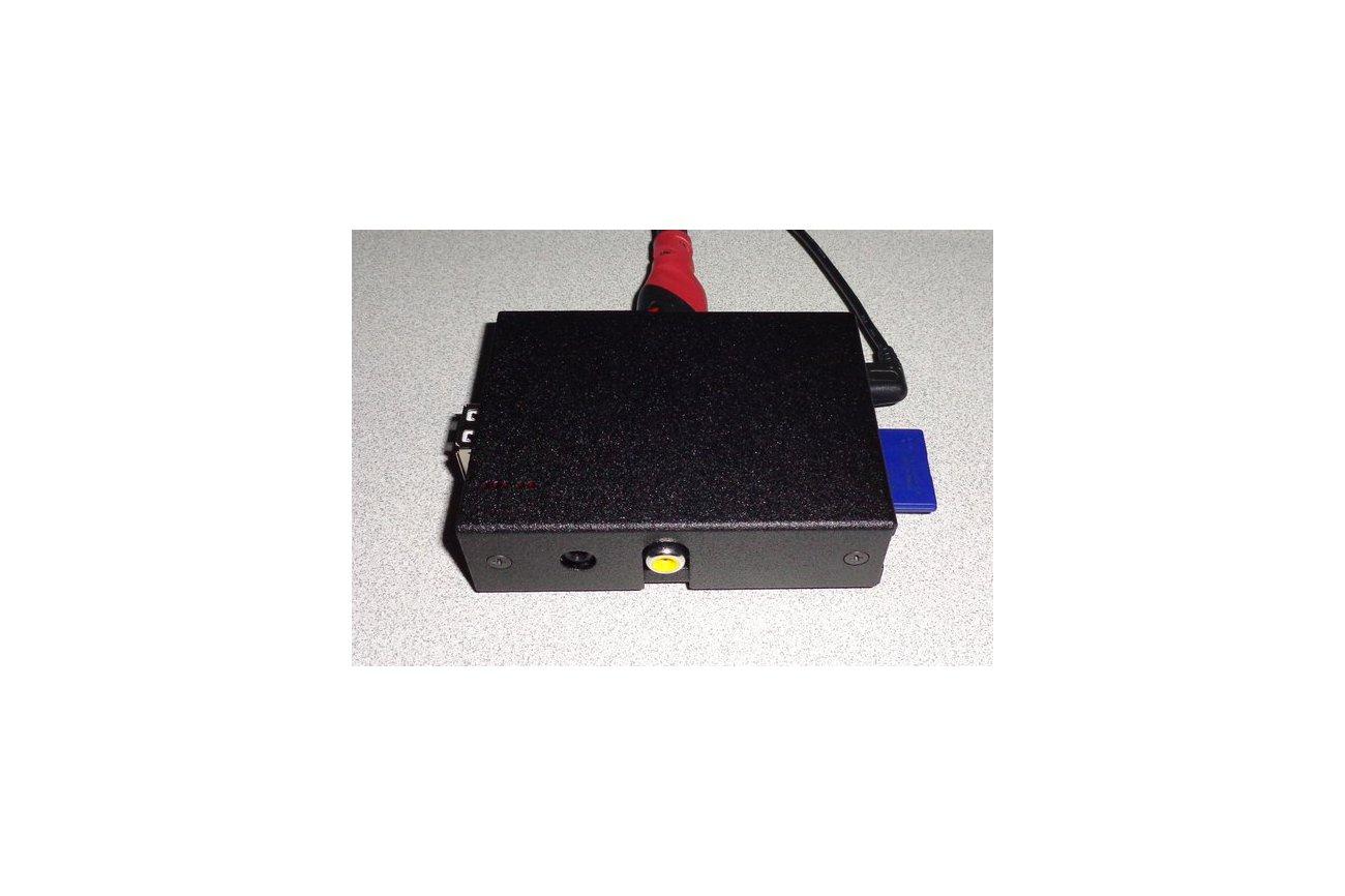 Pi Pan by AVIES Tech: Raspberry Pi Model B Case