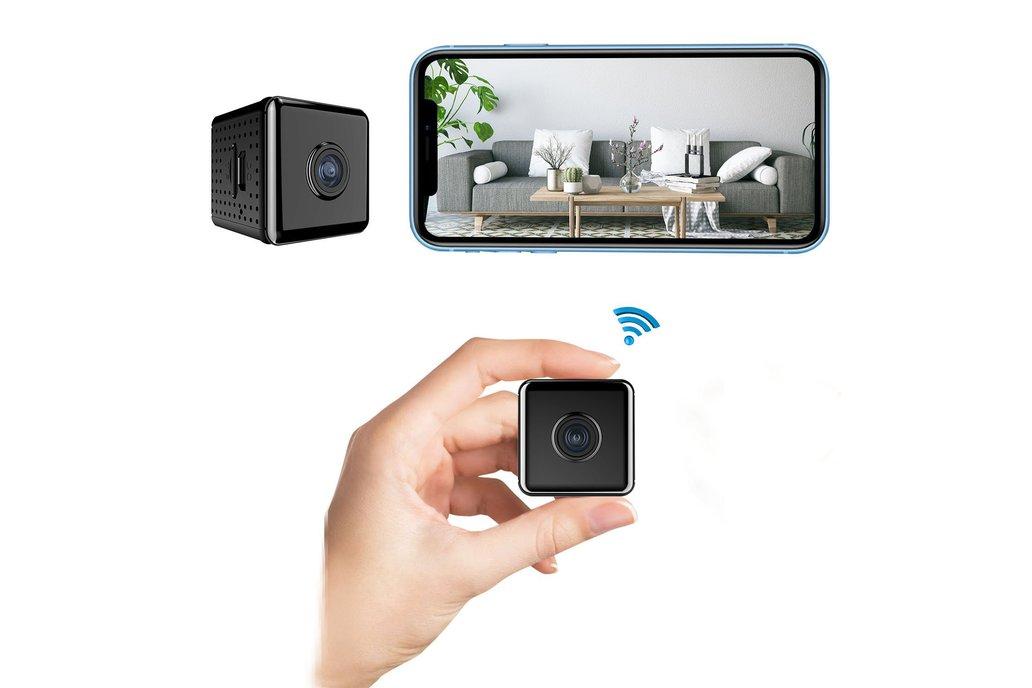 Wide Angle Wifi Camera 1