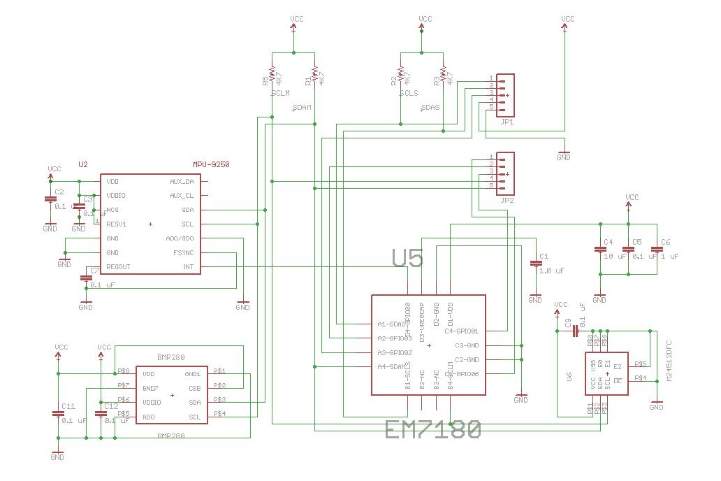 Ultimate Sensor Fusion Solution - MPU9250 4