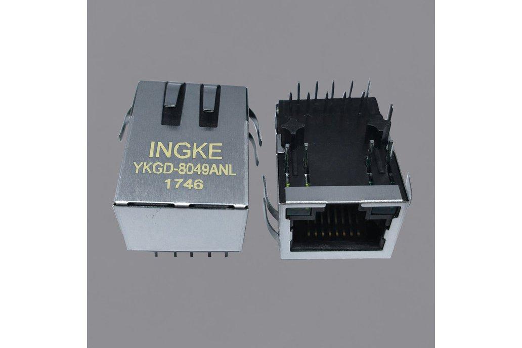 A60-113-331P432  RJ45 Magjack Connector 1