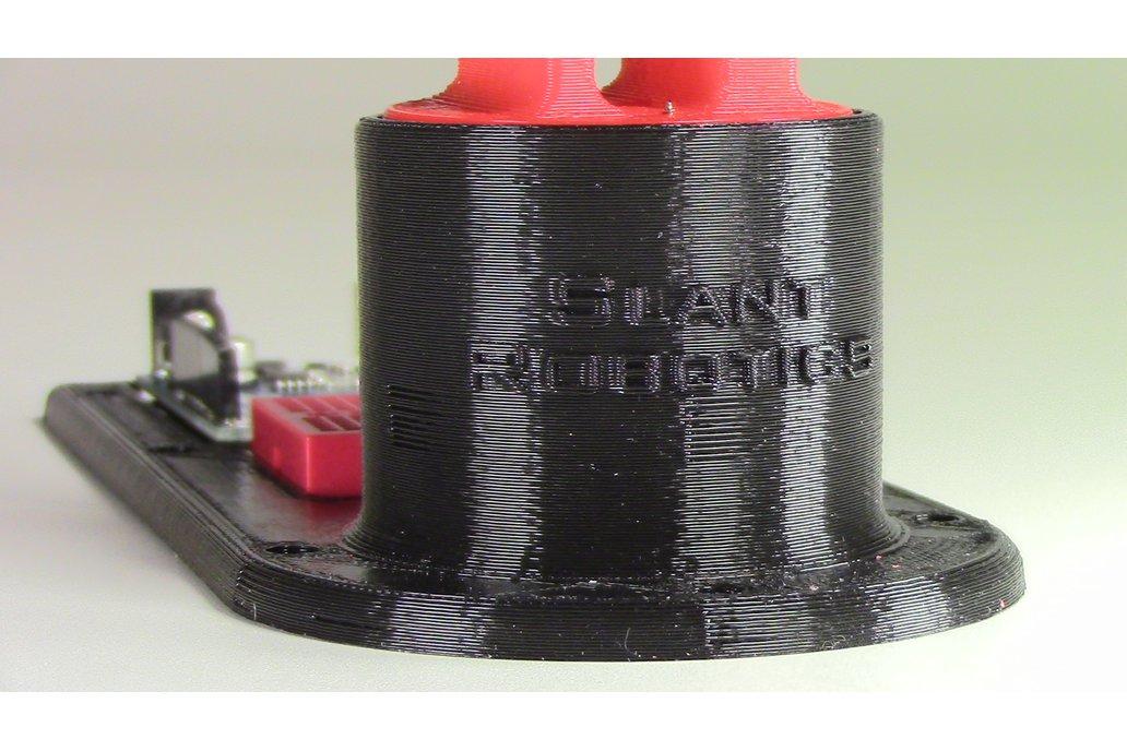 LittleArm: 3D Printed Trainable Arduino Robot Arm 2