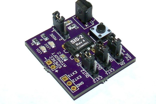 SIS-2 Universal IR Remote Control Dev Board