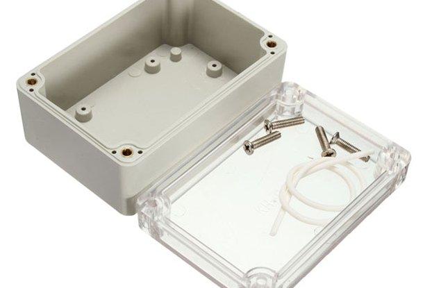 Electronic Plastic Box Waterproof Electrical Junct