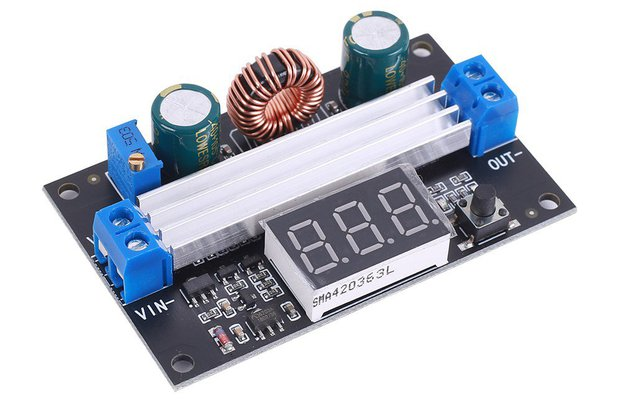 DC-DC 6A 100W Boost Power Supply Module (GY19147)