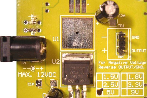 Single Voltage Regulated Power Module