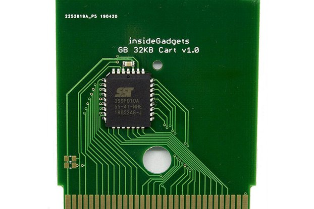 32KB Flash Cart for Gameboy