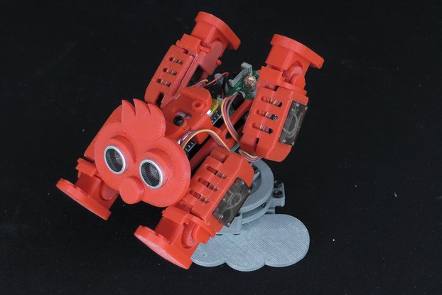 "Turntable Kit for 3D printed Robot ""Chappi"""