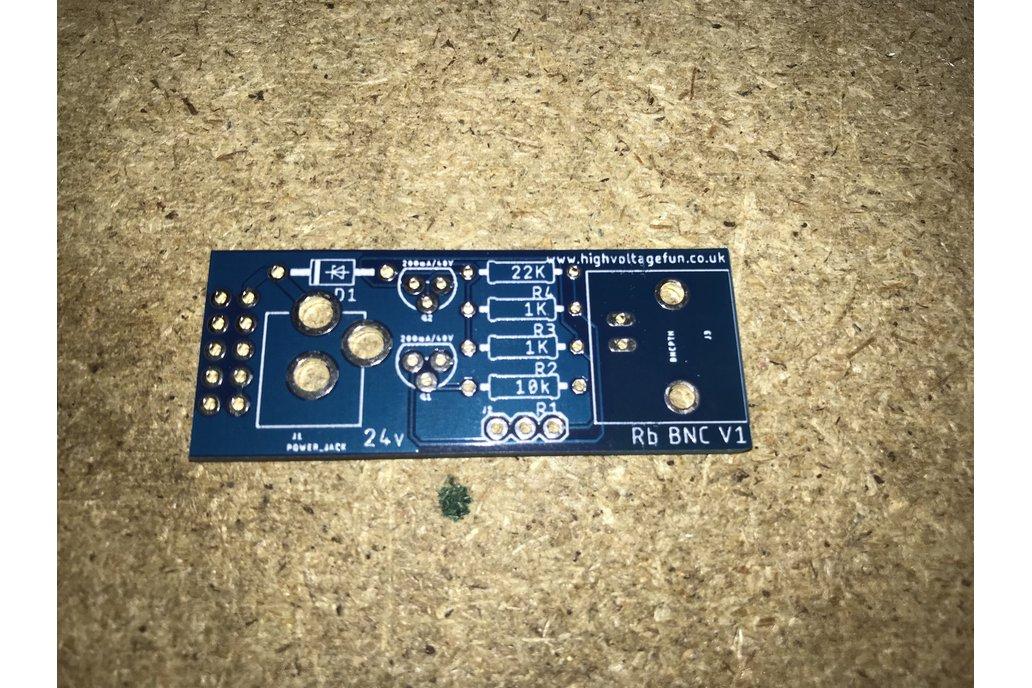 Datum EFRATOM LPRO Frequency Standard BNC Breakout 5
