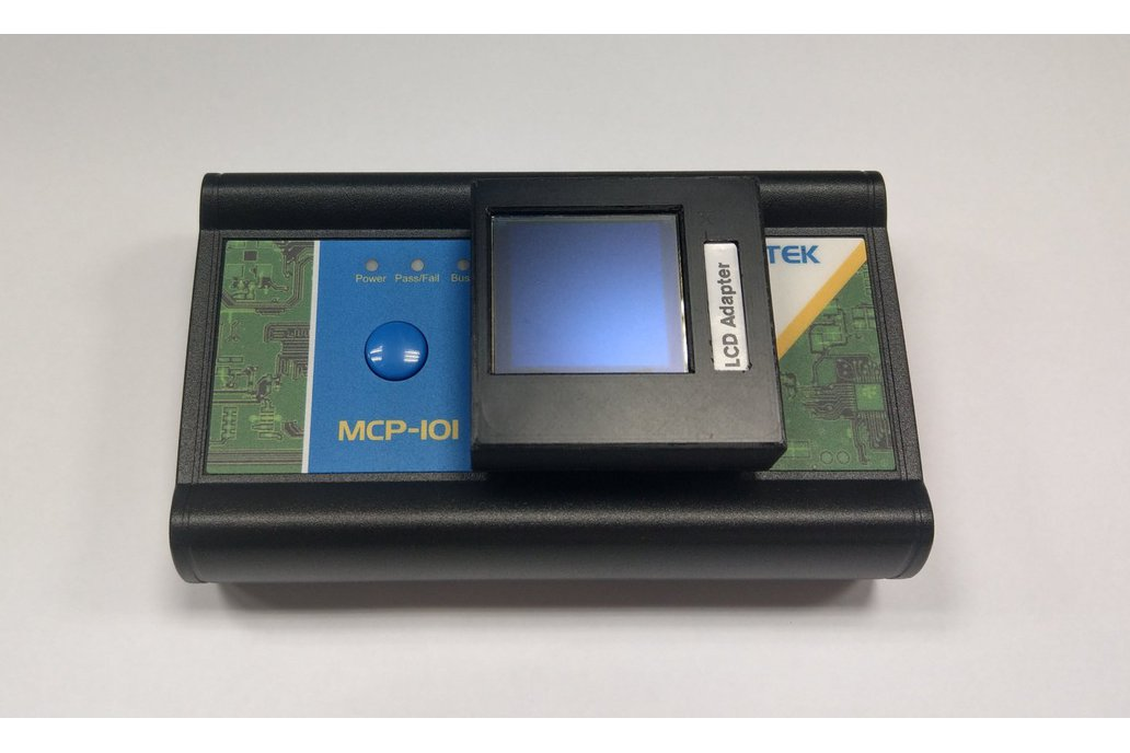 MCU programmer(VL150/151/152/152C/154 )_MCP-101V 1