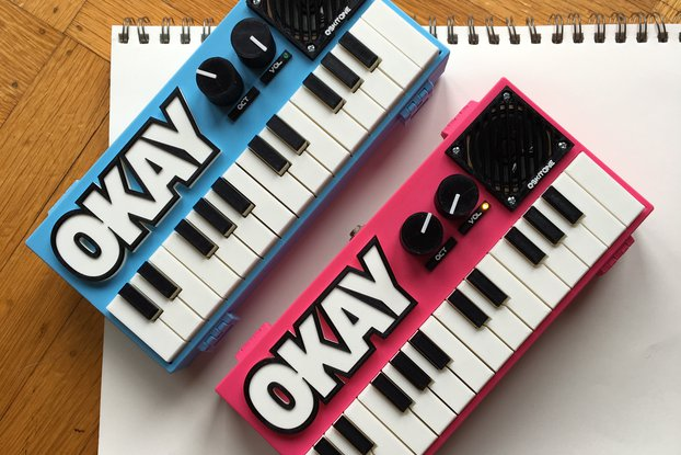 OKAY 2 Synth DIY Kit