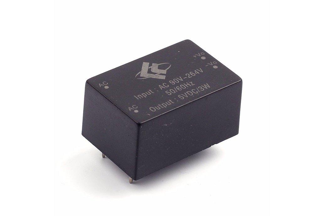 220V to 5V 600mA 3A Isolated Power Module (13333) 1