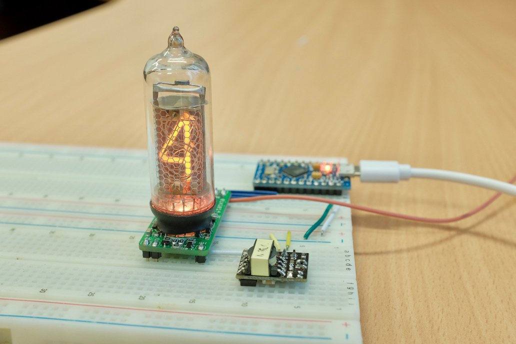 exixe: Miniture Nixie Tube Driver Modules 3