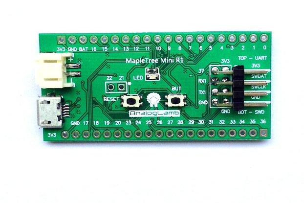 MapeTree Mini RET6 – 512K/64K ARM Cortex M3 Board