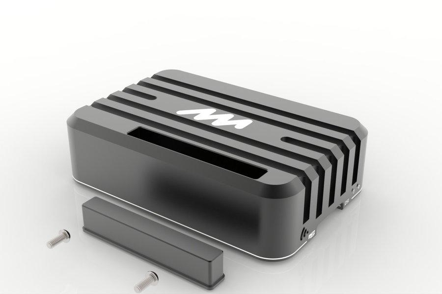 Aluminum  Raspberry Pi 3 Case