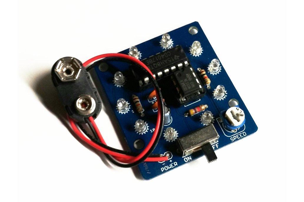 LED Chaser Kit 1