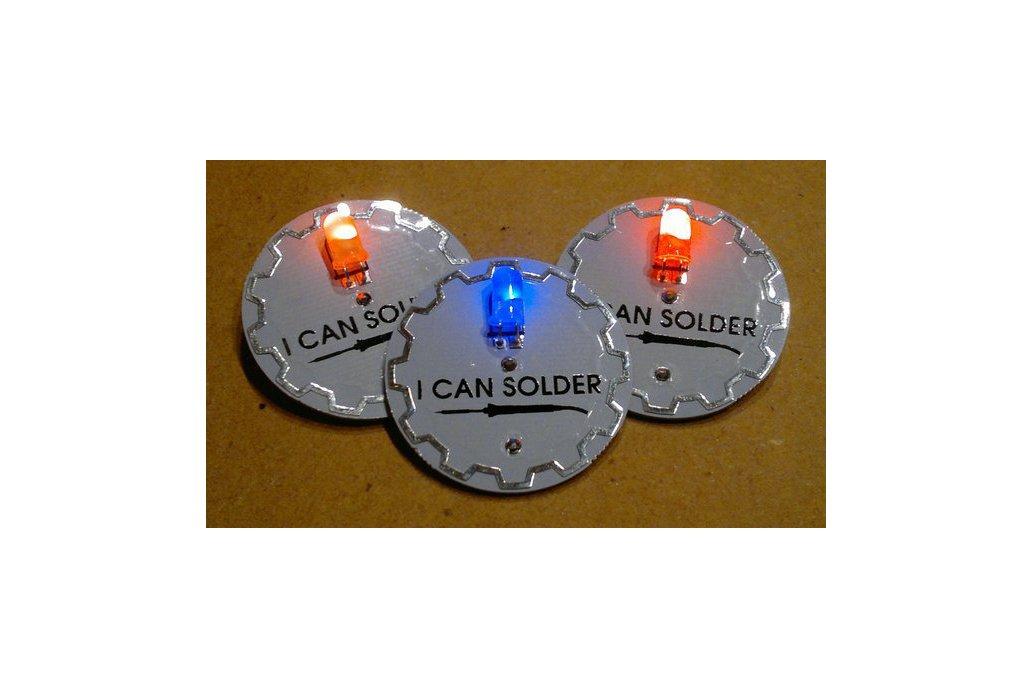 I Can Solder Badge v1 1